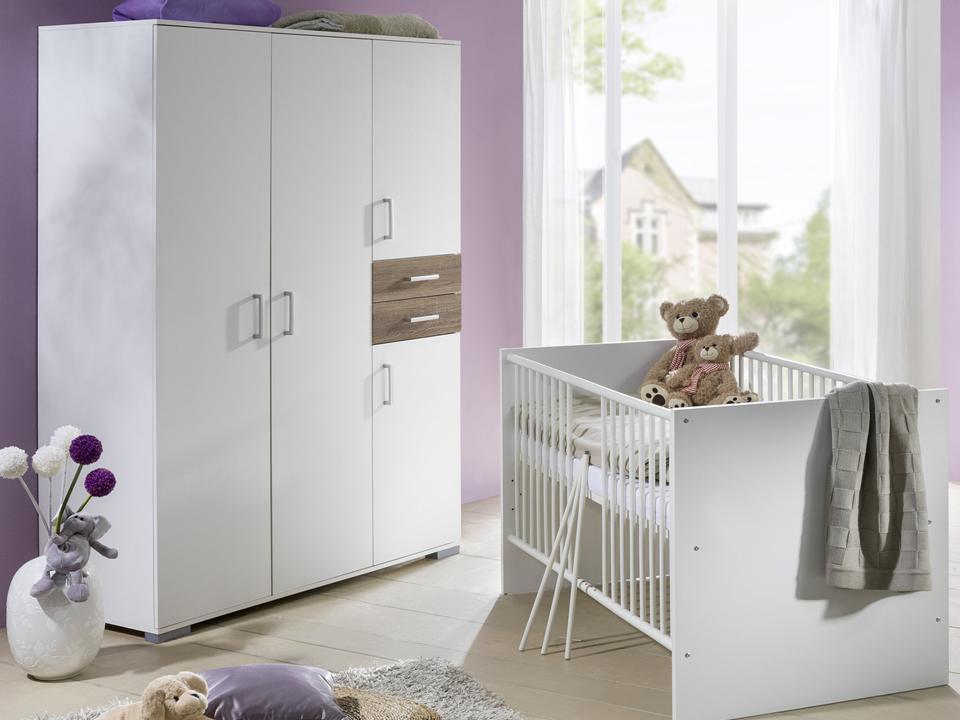 Kinderzimmer babym bel wickeltisch babybett kinderwagen - Exklusive babyzimmer ...